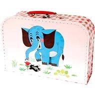 Dětský kufřík - Krteček a slon - Kufřík