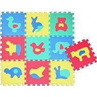 Pěnové puzzle - Zvířata - Pěnové puzzle