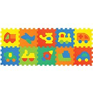 Pěnové puzzle - Dopravní prostředky - Pěnové puzzle