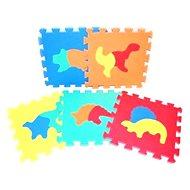 Pěnové puzzle - Dinosauři - Pěnové puzzle