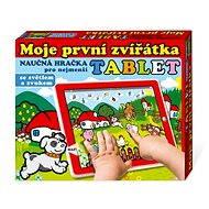 Tablet farma pro nejmenší - Moje první zvířátka - Dětský notebook
