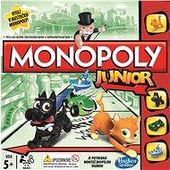 Monopoly JUNIOR SK - Společenská hra