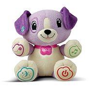 Mluvící pejsek Violeta - Plyšová hračka
