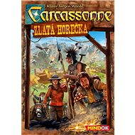 Carcassonne - Golden Fever - Board Game Expansion