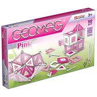 Geomag - Panel Pro Girl 142 dílků - Magnetická stavebnice
