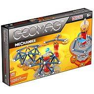 Geomag - Mechanics 146 dílků - Magnetická stavebnice