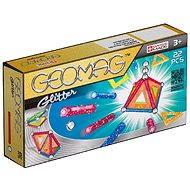 Geomag - Glitter 22 dílků - Magnetická stavebnice
