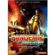 Pandemic - Nové hrozby - Společenská hra