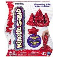 Kinetic Sand - 454 g Gem ruby - Kreativní sada