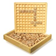 Wooden Games - Scrabble