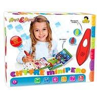 Chytré minipero s kvízem - Interaktivní hračka