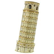 Třívrstvé pěnové 3D puzzle - Šikmá věž v Pise - Puzzle