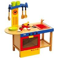 RaKonrad Dřevěná kuchyňka - Magic - Kuchyňka