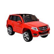 Dětské autíčko Mercedes Benz GLK Class – červené - Dětské elektrické auto