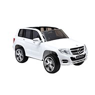 Dětské autíčko Mercedes Benz GLK Class – bílé - Dětské elektrické auto