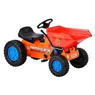 Dětský traktrůrek - Vyklápěč HECHT 51312 - Šlapací traktor