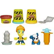 Play-Doh Town - Silničář se zvířátkem - Kreativní sada