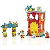 Play-Doh Town - Požární stanice - Kreativní sada