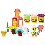 Play-Doh Town - Zmrzlinářské auto - Kreativní sada