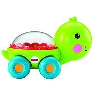 Fisher-Price Želvička s kuličkami - Didaktická hračka