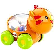 Fisher-Price Tygřík s kuličkami - Didaktická hračka