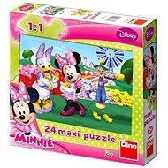 Dino Minnie - Puzzle