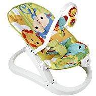 Fisher-Price - Skládací sedátko Rainforest - Dětské sedátko