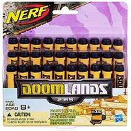 Nerf Doomlands - Náhradní šipky 30 ks - Příslušenství k pistoli Nerf
