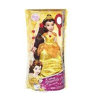 Disney Princess - Panenka Kráska s vlasovými doplňky - Panenka