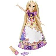 Disney Princess - Panenka Locika s vybarovací sukní - Panenka