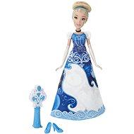 Disney Princess - Panenka Popelka s vybarvovací sukní - Panenka
