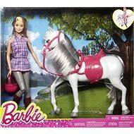 Barbie Panenka s koněm - Herní set