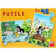 Dino Krteček - Puzzle