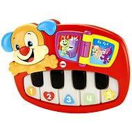 Fisher-Price - Pejskovo piano CZ - Didaktická hračka