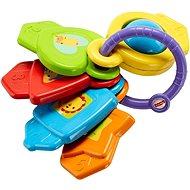Fisher-Price Barevné klíčky - Didaktická hračka