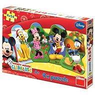 Dino Mickeyho klubík - Puzzle