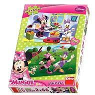 Dino Kamarádka Minnie - Puzzle
