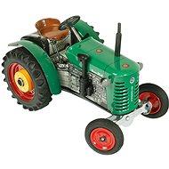 Kovap Traktor na klíček - Kovový model