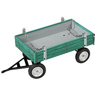 Kovap Green flatbed - Metal Model
