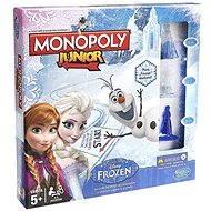 Monopoly Junior - Ledové království - Společenská hra