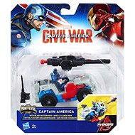 Marvel - Figurka Captain America - Figurka