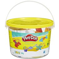 Play-Doh - Mini kyblík na pláž s kelímky a formičkami - Kreativní sada