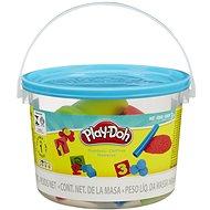 Play-Doh - Mini kyblík s čísly s kelímky a formičkami - Kreativní sada