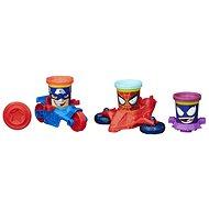 Play-Doh - Kelímky ve tvaru hrdinů - Kreativní sada
