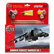 Starter Set letadlo A55205 - Hawker Harrier GR1