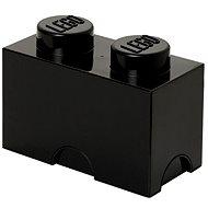 LEGO Úložný box 125 x 250 x 180 mm - černý - Úložný box
