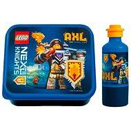 LEGO Nexo Knights svačinový set - Láhev na pití