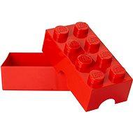 LEGO Mini box 46 x 92 x 43 mm - červený - Úložný box