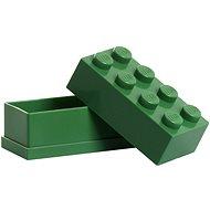 LEGO Mini box 46 x 92 x 43 mm - tmavě zelený - Úložný box
