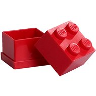 LEGO Mini box 46 x 46 x 43 mm červený - Úložný box